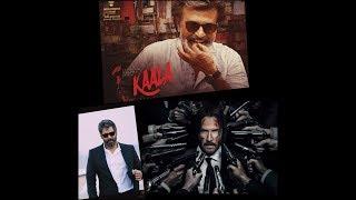 Katravai Patravai feat. JOHN WICK | Tribute video | KAALA | Santhosh Narayanan