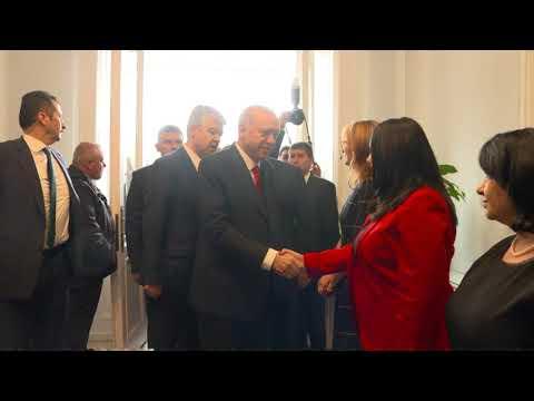 EU Turkey Borissov Erdogan HD
