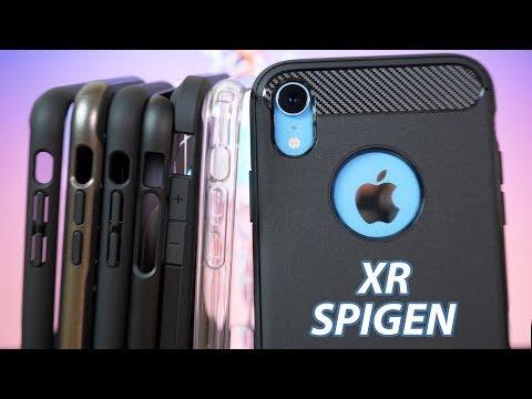 spigen-iphone-xr-case-lineup!
