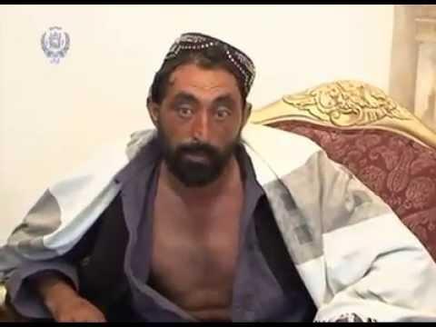 داستان مردی که در مقابل حامد کرزی گریبان درید