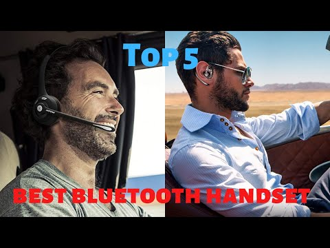 Best Bluetooth Headsets For Truckers Of 2020 | Top 5 Bluetooth Headsets For Truckers