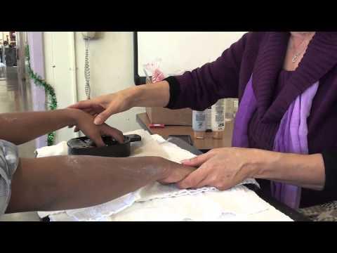 Spa Manicure tips: beginner