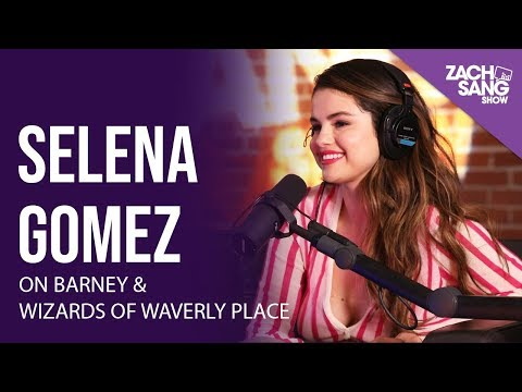 Selena Gomez Wizards Of Waverly Pace & Barney Reboots