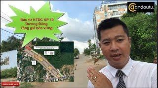 [Phú Quốc] Phân tích tiềm năng tái định cư khu phố 10 Dương Đông