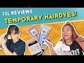TSL Reviews: Temporary Hair Dyes!
