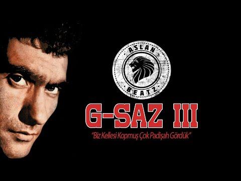 AslanBeatz ► G-SAZ 3 ◄ [ Turkish Saz Trap Beat ] Biz Kellesi Kopmuş Çok Padişah Gördük