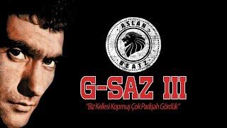 ►G-SAZ 3◄ AslanBeatz [ Turkish & Kurdish Saz Trap Beat ] Biz Kellesi Kopmuş Çok Padişah Gördük Resimi