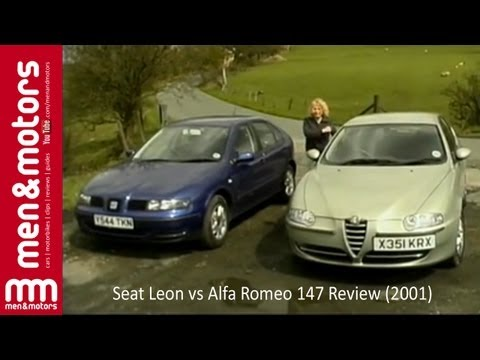 Alfa romeo 147 16 twinspark top speed