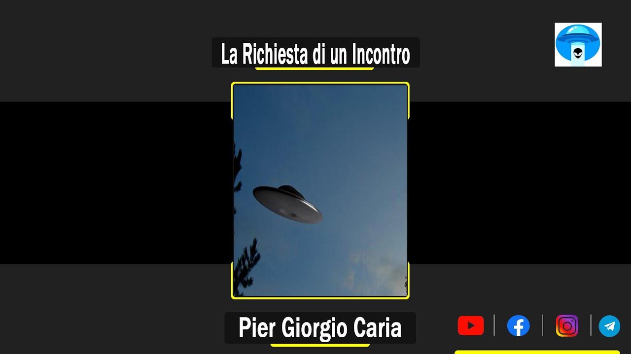 Pier Giorgio Caria - La Richiesta di un Incontro