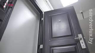 Обзор входной двери Кайзер модель К700 (двупольная) - Sandverlux.by