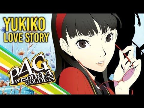 Persona 4 Golden Dating Yukiko