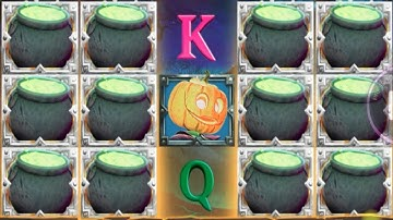👑 Book Of Halloween Big Win 💰 A Game By SG Digital/Blueprint.