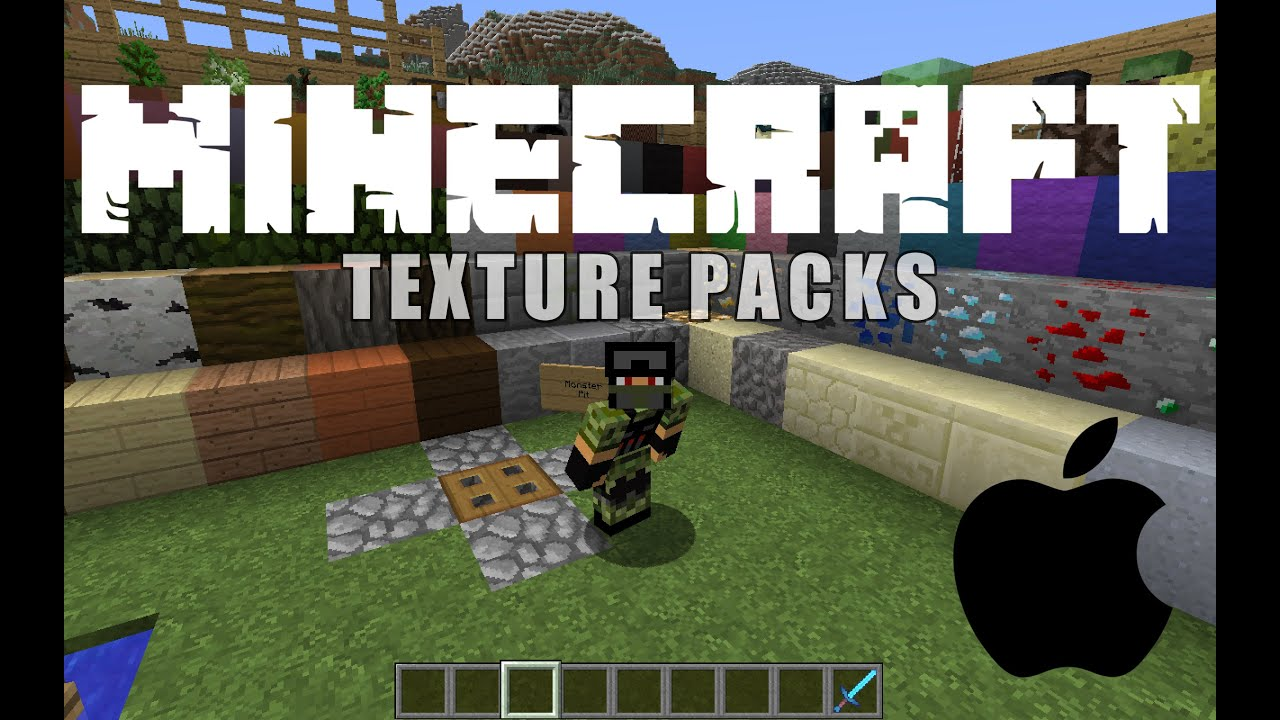 How to Install Minecraft PE Texture / Resource Packs for iOS