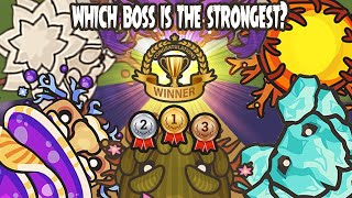 Taming.io Which Boss iṡ The Strongest? - GAMEPLAY