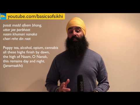 Can Sikhs smoke, do sheesha, do drugs, drink? 5 min Q&A - Sikhism, Tobacco, Drugs and Alcohol