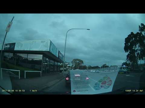 Road Rage in Adelaide