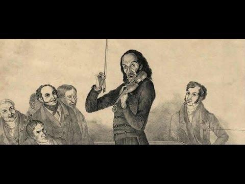 Paganini el violinista del Diablo