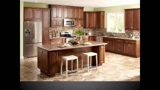 Using Wall Cabinets as Base Cabinets