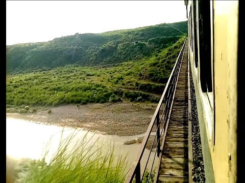 |Journey Highlights| Best Landscapes| Jehlum To Rawalpindi| Single Line Crossings & Much More|