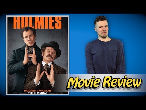 Holmes and Watson – Movie Review