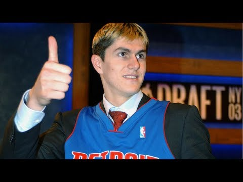 Top 5 WORST NO.2 NBA DRAFT PICKS OF ALL TIME
