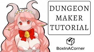 Dungeon Maker English Game Basics