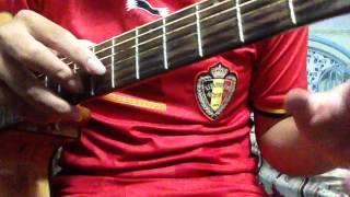 Hướng Dân guitar solo Fingerstyle Anh Cứ Đi Đi p2 By SMR