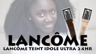 THE SATURDAY REVIEW || LANCÔME TEINT IDOLE ULTRA 24HR.