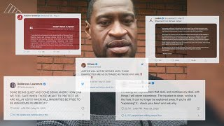 'No more tears to cry:' Sports world reacts to murder of George Floyd, addresses racial injustice
