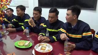 Kiên Giang - Tết của những người lính cứu hỏa