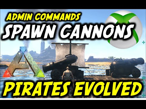 commands for ark xbox one