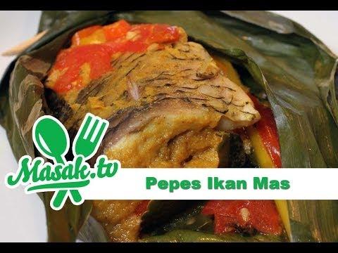 cara memasak resep pepes ikan nila bawang bombay