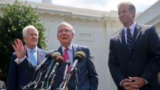 GOP struggles to unite ahead of pivotal health care vote