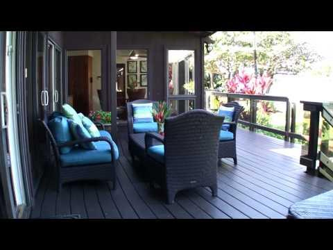 Gorgeous Kauai Beachfront Vacation Estate on famous Anini Beach