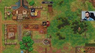 Graveyard Keeper #3 - Drewno, kamień i stal!