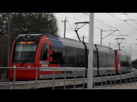 Houston Metro Rail 2019 01 22