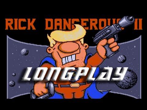 Longplay #082 Rick Dangerous II (Commodore Amiga)