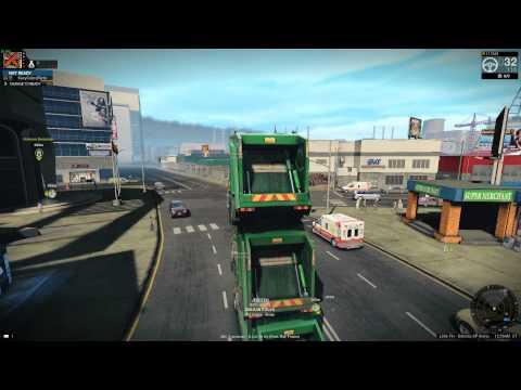 APB Reloaded - Garbage Truck Stacking?