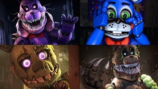 10 FIVE NIGHTS AT FREDDY
