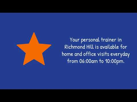 Richmond Hill Personal Trainer