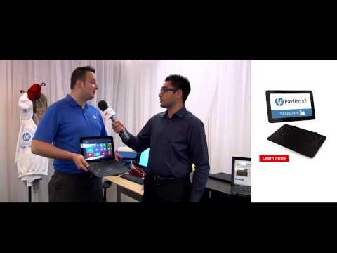 HP Pavilion X2 Review (Staples Canada)