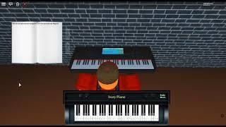 Passionate Spectrum - The Seven Deadly Sins OP 1 von: Ikimono-gakari auf einem ROBLOX Klavier.
