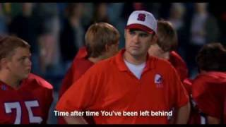 Josh Bates - Never Give Up On Me (from Facing The Giants - The Movie)
