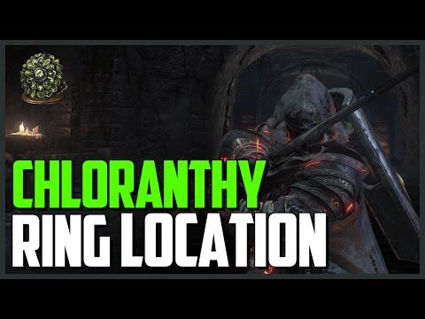Dark Souls 3: Chloranthy Ring Location (Faster Stamina Regeneration)