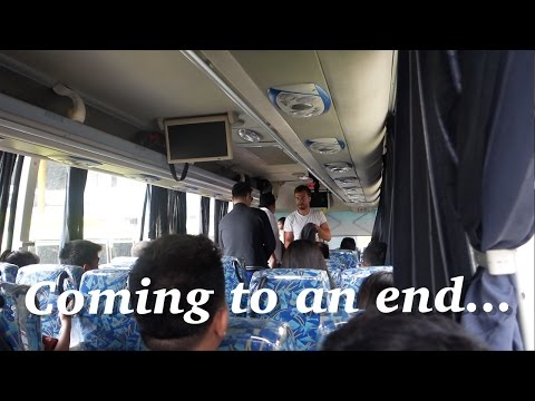 TRAVEL PHILIPPINES BY BUS! Dumaguete to Cebu