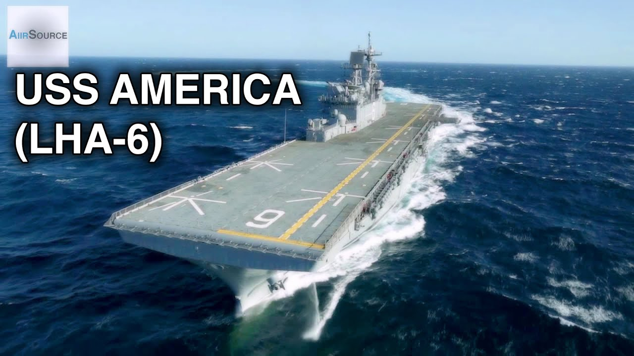 Aircraft Carrier Hd Wallpaper Us Navy S Newest Compact Aircraft Carrier Uss America