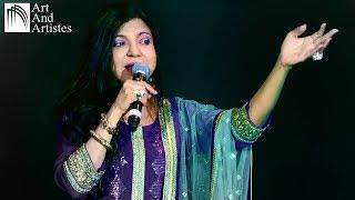 Download Alka Yagnik Ghazals | Kis Ke Shano Pe Ghazal | Ghazals Collections | Art And Artists MP3 song and Music Video