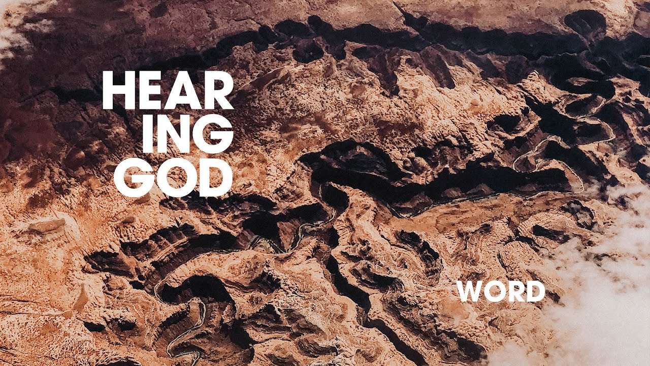 Hearing God | Word Cover Image