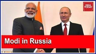 PM Modi To Go To Russia To Meet President Vladimir Putin Today