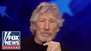 Pink Floyd's Roger Waters: Assange being used as a warning to journalists